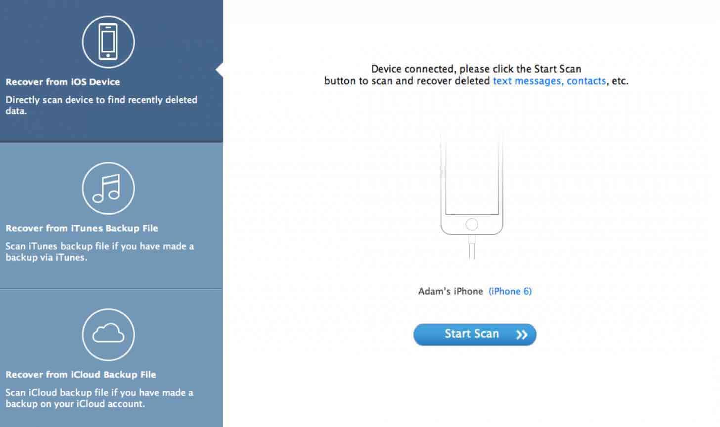 FonePaw iPhone Data Recovery Serial Key