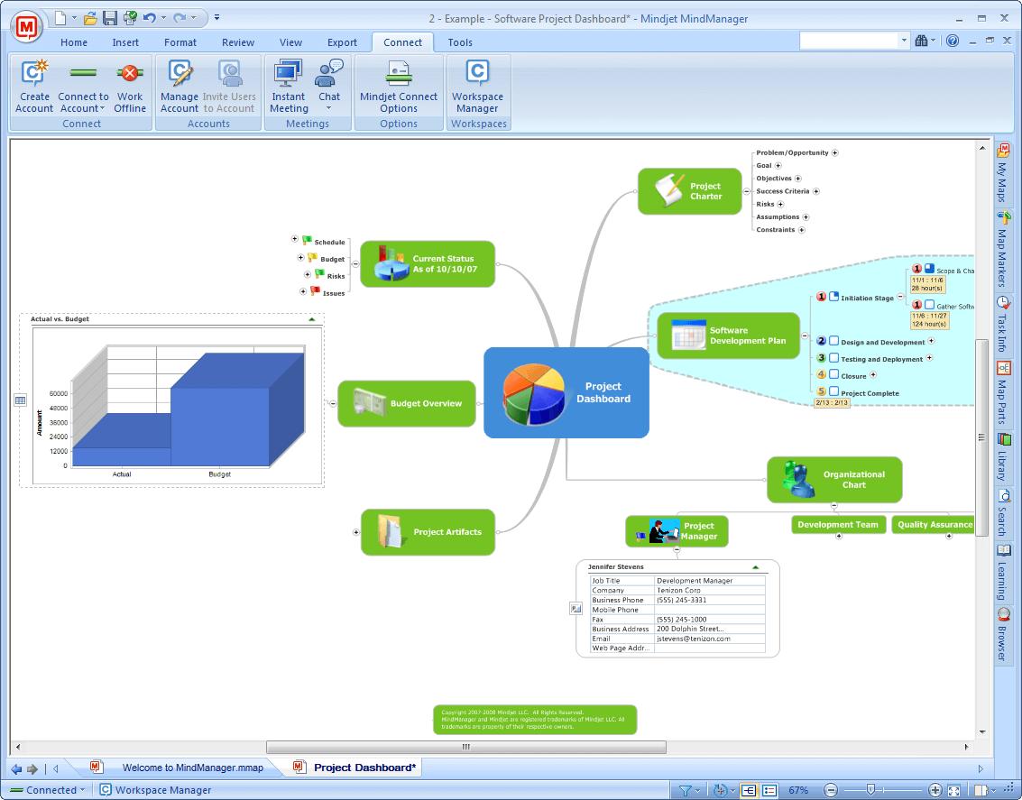 Mindjet Mindmanager License key