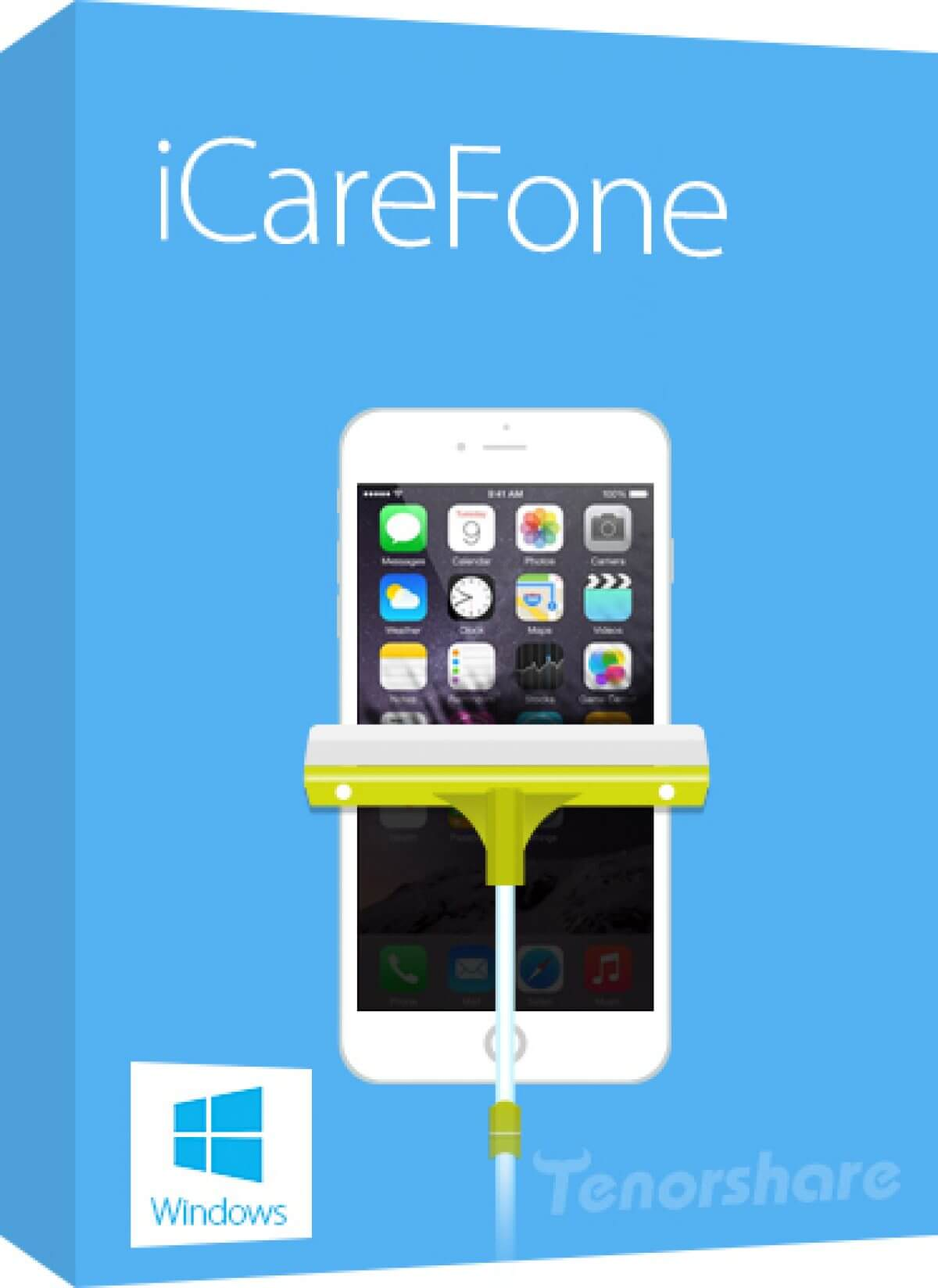 Tenorshare iCarefone Patch