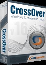 Crossover Linux Logo