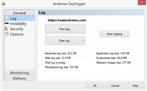 Ardamax Keylogger Registration Key