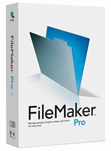 Filemaker Pro 20 Icon