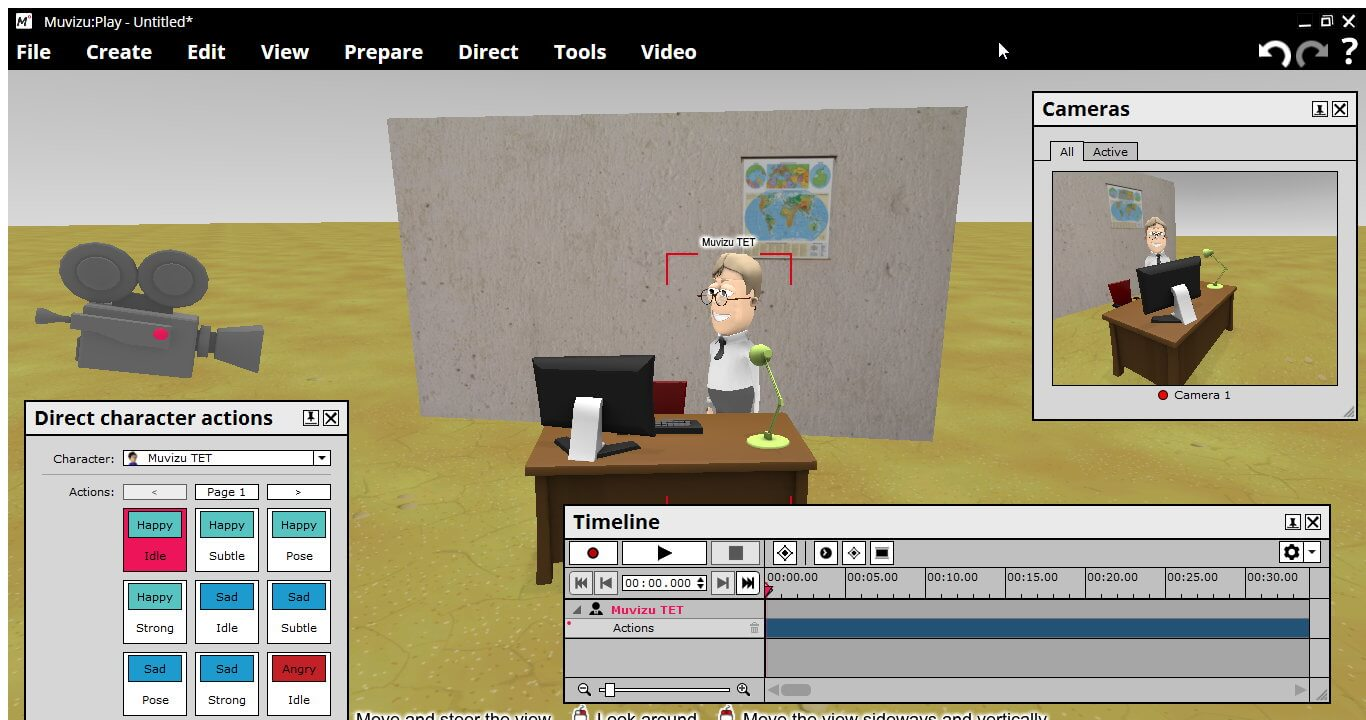 Muvizu Play 1.10 Animator
