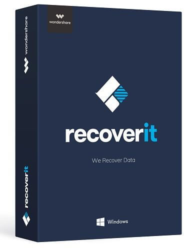 Wondershare Recoverit Icon