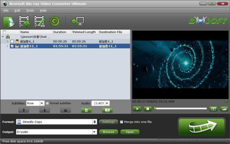 Brorsoft Video Converter Activation