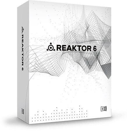 Reaktor 6 logo