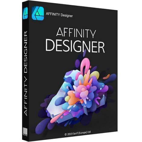 Serif Affinity Photo logo
