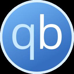 Q Bittorrent Logo