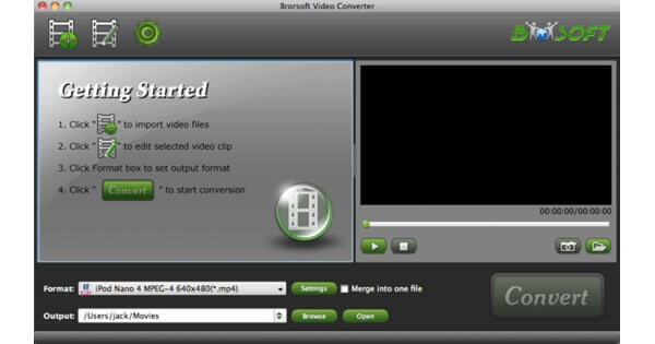 Brorsoft Video Converter Alternative