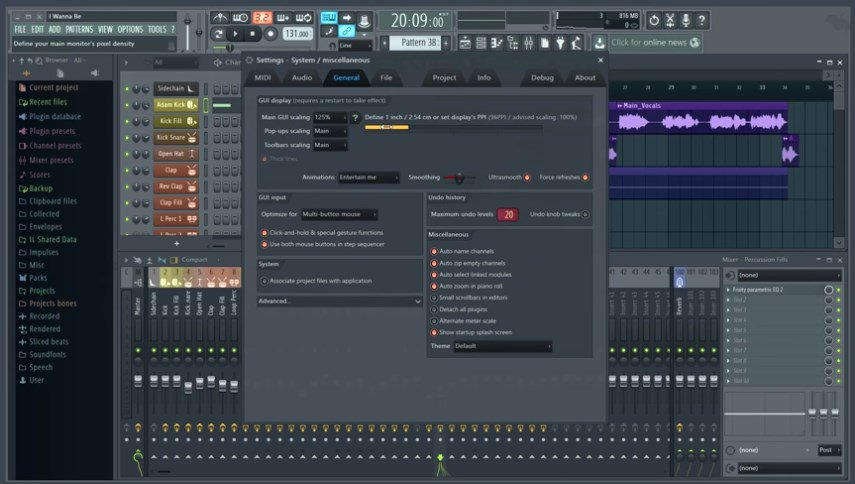 FL Studio 20.7.3.1987 Crack Torrent + Keygen With Plugins