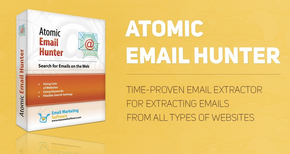 Atomic Email Hunter free for pc