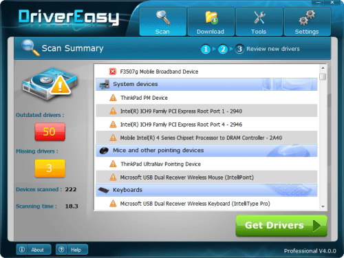 Driver Easy Pro 5.6.15 Crack +Full Torrent 2021