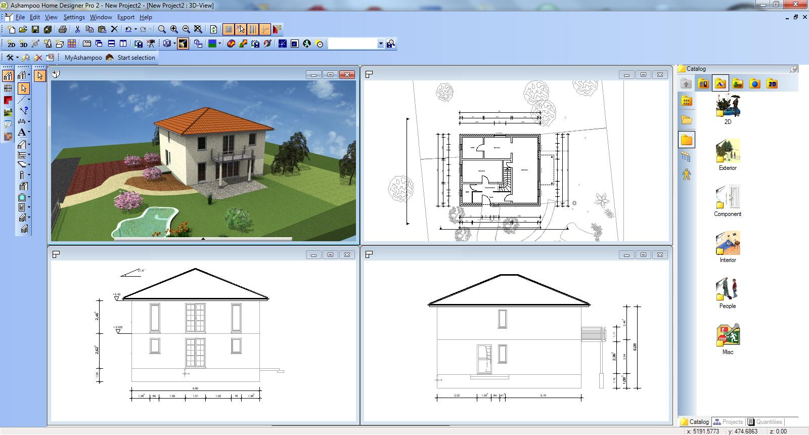 Home Designer Pro 22.3.0.55 Crack With Keygen [Win + Mac]