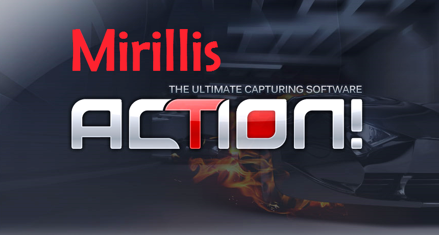 Mirillis Action 4.16.0 Crack + Keygen Download Torrent 2021