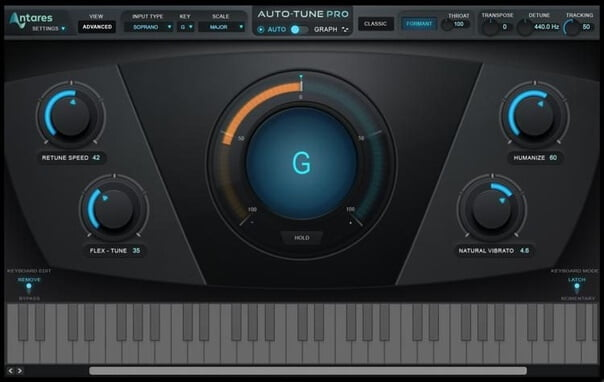 Antares Autotune Pro 9.1.1 Serial Key Free Download