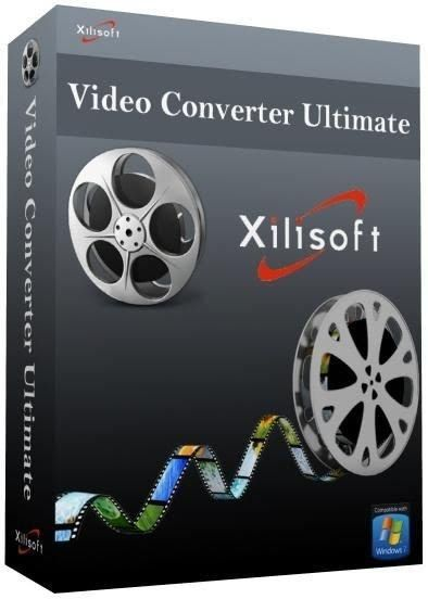 Xilisoft Video Converter Ultimate Crack Free Download Full Version Patch